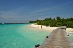 Beautiful Beaches! Coco Palm Bodu Hithi.