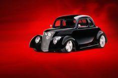 1937 Ford Packs Massive 544-inch Dart Big-Block Chevy