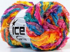 Siena Rainbow at Sister Stitches Discount Yarns #yarn