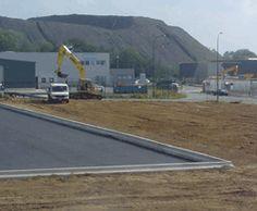 .: A.O. Claes, referenties van uitgevoerde wegenbouwprojecten :. Basketball Court, Van, Vans, Vans Outfit