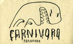 'Carnivore' in Italian