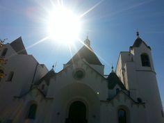 #trulli #church #Alberobello #Puglia
