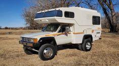 Class C Campers, Class C Rv, Toyota Camper, Toyota Trucks, Ceramic Brake Pads, Truck Camper, Camper Van, Dually Wheels, Home