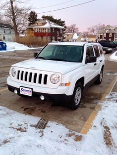 LOVE..2014 Jeep Patriot.