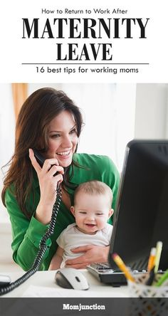 16 tips to help returning to work after maternity leave - Back To Work Returning To Work After Maternity Leave
