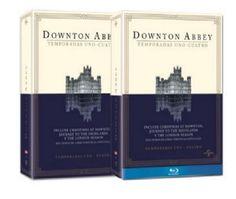 'Downton Abbey' es una serie con millones de fans, ganadora de nueve Emmys, dos BAFTA, un Globo de Oro y un Ondas, entre otros premios, convirtiéndose de esta manera, en un clásico de la TV. Vuelve a nuestras casas con este pack donde podéis disfrutar las cuatro temporadas en DVD y BD.