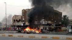 Car bomb at Baghdad mall kills seven: Police, hospital sources