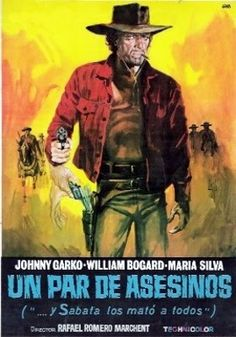Bloody Pit of Rod: Spaghetti Western Poster Art