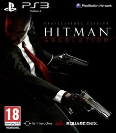 Hitman Absolution: Professional Edition (PS3): Amazon.co.uk: PC & Video Games