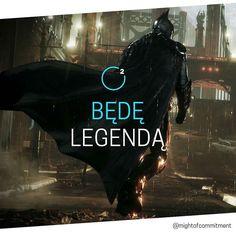 Będę legendą