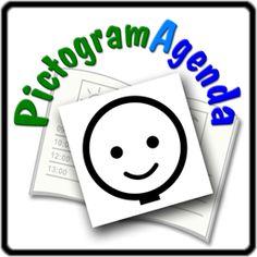 PictogramAgenda. Organizador de tareas para personas con autismo.