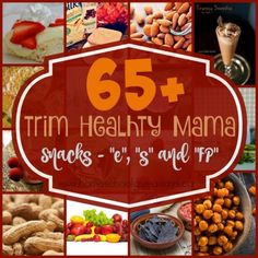 Snacks can make or break your day. But having a list handy to glance at and grab items in your pantry makes all the difference. Check out these 69 THM approved snacks! :: www.homeschoolgiveaways.com
