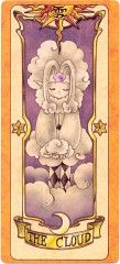 Clow Card - The Cloud