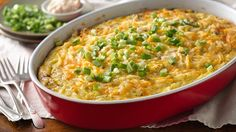 This hearty meat and potato Kielbasa, Hash Brown & Egg Casserole will ...