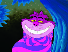 *the cheshire cat ~ Alice in Wonderland Disney Love, Disney Magic, Disney Disney, Disney Stuff, Cheshire Cat Quotes, Cheshire Cat Alice In Wonderland, Cheshire Cat Costume, Chesire Cat, Mad Hatter Party