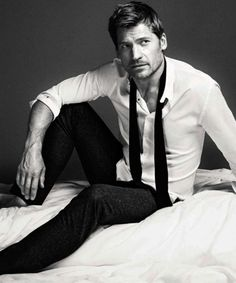 Nikolaj Coster-Waldau - GQ Spain (February 2015)