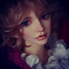 love this eyes.. #bjd #switchbjd http://www.instavillage.com/u/sykedelico/   (from sykedelico)