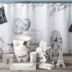 1000 images about paris london new york decor on for London themed bathroom accessories