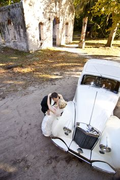 The perfect place to say I do! #luvbft #beaufortsc #weddings