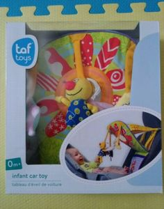 Taf toys #infant car #activity #centre ,  View more on the LINK: http://www.zeppy.io/product/gb/2/272528965523/