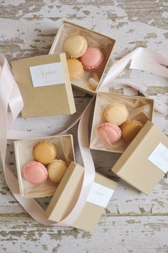 Macaron labels for the big day? Check! Make them here: http://www.stickeryou.com/2/products/wedding-favor-labels/516