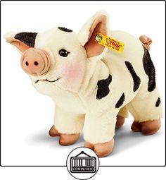 Steiff Roserl minipig peluche (Blanco/Negro)  ✿ Regalos para recién nacidos - Bebes ✿ ▬► Ver oferta: http://comprar.io/goto/B0116M9J3Y
