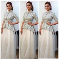 Parneeti Chopra, Short Frocks, Ghagra Choli, Fashion Couple, Bollywood Actors, Hot Actresses, Fashion Games, Indian Outfits, Blouse Designs