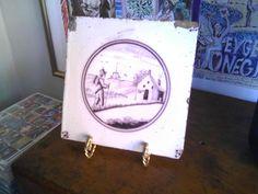 18th century tile. $295.00