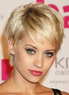 Marvelous Weak Chin Like Mine Stacked Cut Helps Profile Yes Hair Short Hairstyles For Black Women Fulllsitofus