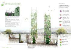 Ebbw Vale Vertical Garden: Green Chimneys & Elevated Allotments