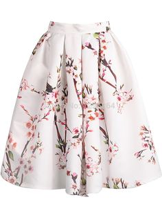 Find More Skirts Information about new 2015 vintage floral print ball peach blossom winter pleated skirt skater long skirt midi for women girl skirts womens 21339,High Quality dresses bow,China dresse Suppliers, Cheap midi dress from ROG HOME on Aliexpress.com