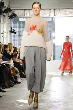 DelPozo Ready To Wear Fall Winter 2014 New York - NOWFASHION