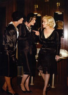 'Some Like It Hot'... in COLORS! :D