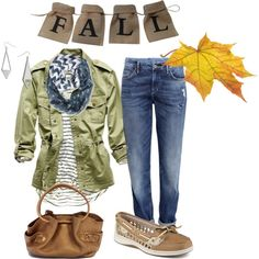 Fall Style by genellebeyer on Polyvore featuring H&M, Sperry Top-Sider, Cole Haan and Miss Selfridge Sperry Top Sider, Miss Selfridge, Cole Haan, Sperrys, Autumn Fashion, Inspirational, Fall, Polyvore, Image