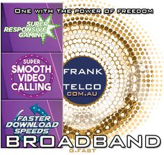 Whatever you do, do it with all your might $80 unlimited ultra fast phone/broadband http://franktelco.com.au/