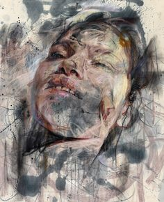 For the first London Jenny Saville exhibition, Gagosian Gallery shed a new light on the practice of the prolific contemporary figure painter Portraits, Portrait Art, Portrait Images, Portrait Paintings, Jenny Saville Paintings, Gagosian Gallery, Glasgow School Of Art, Albrecht Durer, Museum Exhibition