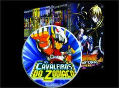 A Coleção Completa dos CDZ + ÔMEGA | DVD Cavaleiros do Zodíaco | Animes Digital