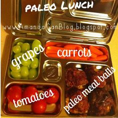 Amanda Can Blog: More Paleo Lunch Ideas
