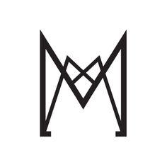 Modern Monarch logo signet.