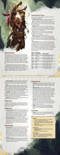 Dungeons And Dragons Races, Dungeons And Dragons Classes, Dungeons And Dragons Characters, Dungeons And Dragons Homebrew, Dnd Characters, Dnd 5e Races, Dnd Stats, Dungeon Master's Guide, Monsters