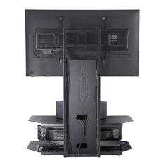 swivel TV floor stand for 42-70inch Tvs/Xbox One/TV Component;SWIVEL & HEIGHT ADJUSTMENT: A TV stand that comes with an awesome swivel and height adjustment feature. Now you and your friends can watch TV from anywhere in your living room with a 36 degree swivel angle that will make moving your TV a breeze!