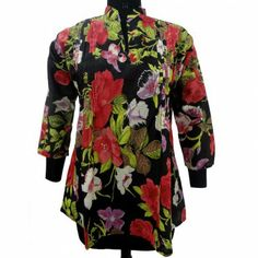 Indian Design Black Summer Loose Fit Top Ethnic Pullover Floral Tunic Size Xl Comfortable Outfits, Men Casual, Comfy, Clothing, Mens Tops, How To Wear, Stuff To Buy, Design, Fashion
