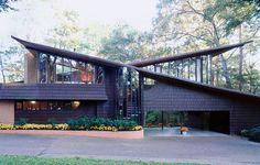 roofline mid-century modern design