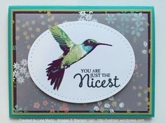 Stampin' Up! Picture Perfect, Lisa M