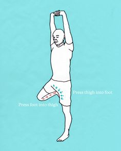 This precise explanation of how to engage the root lock in tree pose will help you find full expression and improve your understanding of the bandhas.