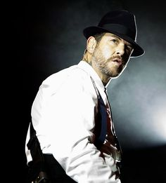 Mike Ness of Social D