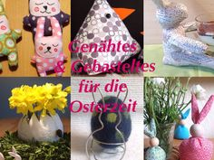 Lilamalerie welcomes Easter - oder - Alle Jahre wieder : Ostern Lilamalerie