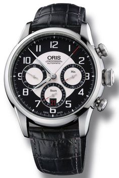 Oris Watch RAID Chronograph Limited Edition #bezel-fixed #bracelet-strap-leather #brand-oris #case-material-steel #case-width-43-5mm #chronograph-yes #date-yes #delivery-timescale-call-us #dial-colour-black #gender-mens #limited-edition-yes #luxury #movement-automatic #official-stockist-for-oris-watches #packaging-oris-watch-packaging #subcat-artelier #subcat-limited-editions #supplier-model-no-01-676-7603-4094-set-ls #warranty-oris-official-2-year-guarantee