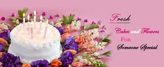 With the Online Cake Shop and Delivery in Delhi NCR by Cakebhandar.com, one can send the refreshing and stunning cakes, flowers and gifts to their dear ones and joy them with a wonderful amazement and fill their heart with joy unique. #Birthdaycakes #cakebhandar #onlinecake #onlinecakeshop #cakes #floweres #gifts #ordercake #cakeindelhi #foodindelhi