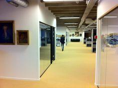 Office design Royal Copenhagen